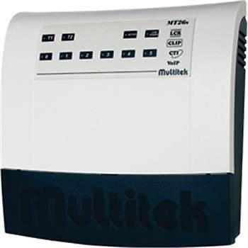 Multitek MT26S Caller ID PBX 2 Harici 6 Dahili Telefon Santrali