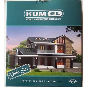 Kumel 1,2,3,4,5, Daireli Telefon Sesli Villa set