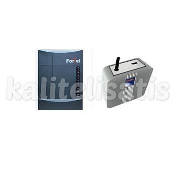 Fortel Z308 Robotlu Telefon Santrali ve Tekcell Fct Gsm Terminali