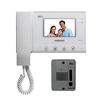 Samsung EZON 4,3'' SHT-3305 Renkli Daire Telefon Villa Set