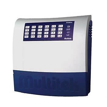 Multitek Star2S Caller ID 4 Harici 8 Dahili Telefon Santrali