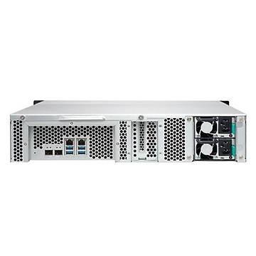 QNAP TS-1232PXU-RP-4GB RAM 12 HDD YUVALI RACK NAS DEPOLAMA UNITESI