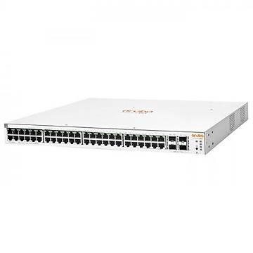 HPE Aruba Instant On 1930-48G JL686A 48 Port 4SFP/SFP+ 370W Yönetilebilir Switch