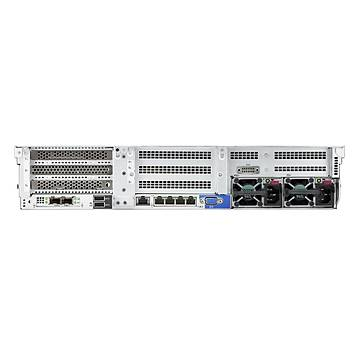 HPE SRV DL380 GEN10 X-S-4208 1P (1X16GB) 2X1.2TB SAS10K 8SFF 500W POWER