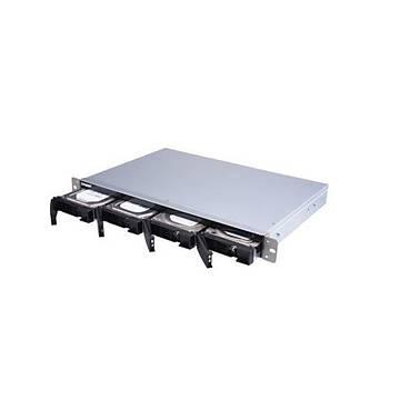 QNAP TS-431XEU-2GB RAM 4 HDD YUVALI RACK NAS DEPOLAMA ÜNÝTESÝ