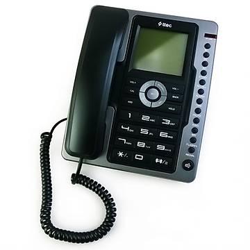 Ttec TK-6101 Masaüstü Telefon - Siyah