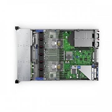 HPE DL380 GEN10 4210 2U SUNUCU 128GB (4x32GB) 2x240GB SSD SFF + 4x1.2TB SAS 10K SFF 2x500W P408i-a 8xSFF+WINDOWS SERVER STANDART