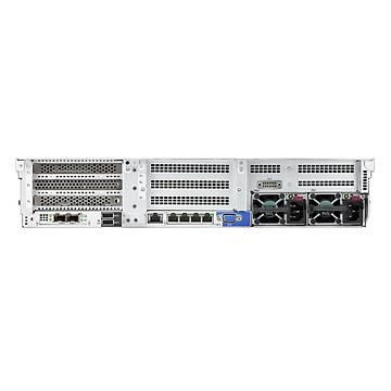 HPE DL380 GEN10 2x4210 2U SUNUCU 128GB (4x32GB) 4x480GB SSD SFF 2x500W P408i-a 8xSFF+WINDOWS SERVER STANDART