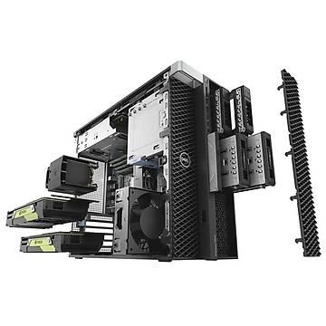 DELL T5820 W-2235 3.8GHz 16GB 256GB M.2 PCIe W10 Pro Ýþ Ýstasyonu
