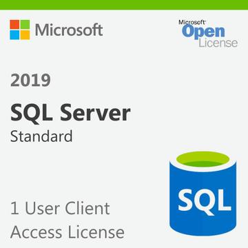 Microsoft 359-06866 SQL CAL 2019 SNGL OLP NL User CAL