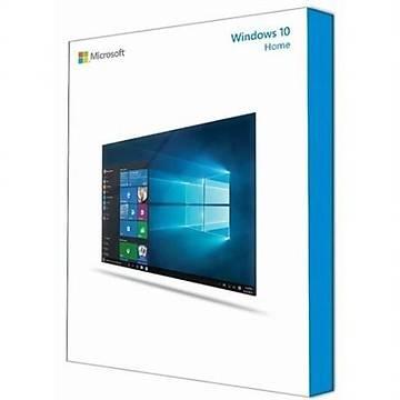 MS WINDOWS 10 HOME 64BIT ENG (OEM) KW9-00139 (DVD) Ýþletim Sistemi