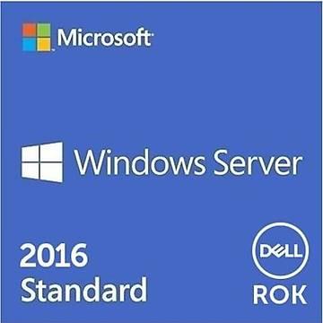 DELL WINDOWS SERVER 2016 STD ROK 16CORE W2K16STD