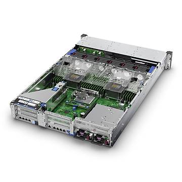 HPE SRV DL380 2XGEN10 X-S-4208 1P (8X16GB) 4X480GB SSD 8SFF 2X500W POWER