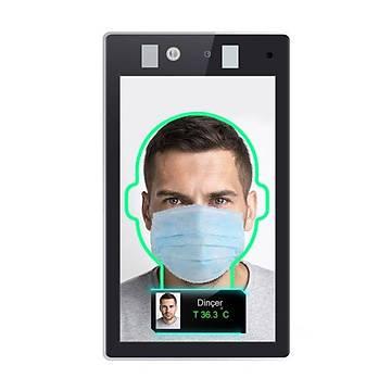 Facestation Biometric Temassız Kişi Takip ve Isı Ölçüm Termal Kamera
