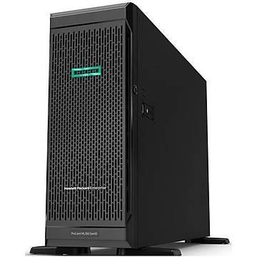 """HPE Srv ML350 Gen10 1*Xeon Silver 4210 (10 Core,2.2Ghz) 64GB DDR4 4x960GB HPE SATA SSD (8x2.5"""") P408i-a/2GB 4x1GbE 2x800W Psu 4U Tower"""