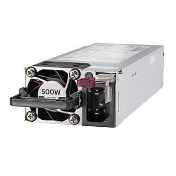 HPE 500W FLEX SLOT PLATINUM HOT PLUG 865408-B21