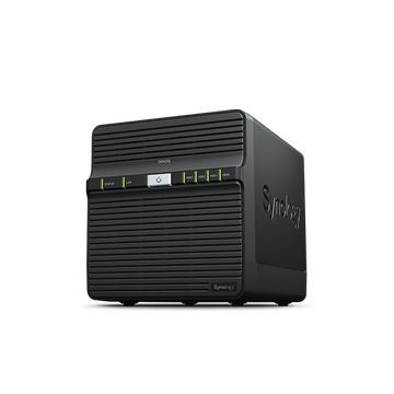 SYNOLOGY 4x DS420J Realtek DC 1.4ghz 1gb Glan USB 3.0 Raid Nas Server (Disksiz) (64tb Kapasite) 2x IP Kamera Desteði