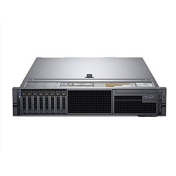 DELL PER740TR5_VSP R740 SILVER 4208 32GB 2x600GB 10K SAS 2x750W RACK SERVER