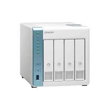 QNAP TS-431P3-2GB RAM 4 HDD YUVALI TOWER NAS DEPOLAMA ÜNÝTESÝ