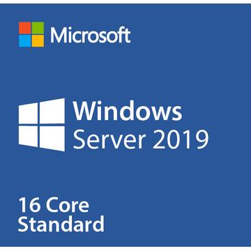 Microsoft 9EM-00652 Server 2019 Standart 16core Open Lisans
