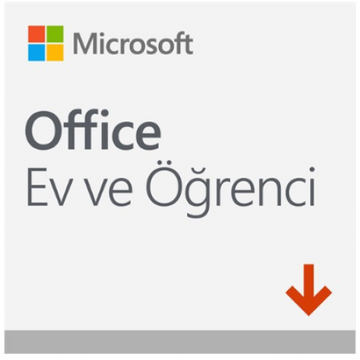 Microsoft 79G-05017 - Office Ev Ve Öðrenci 2019 - Elektronik Lisans Ofis Yazýlýmý