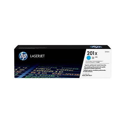HP CF401X Cyan Toner Kartuş (201X)