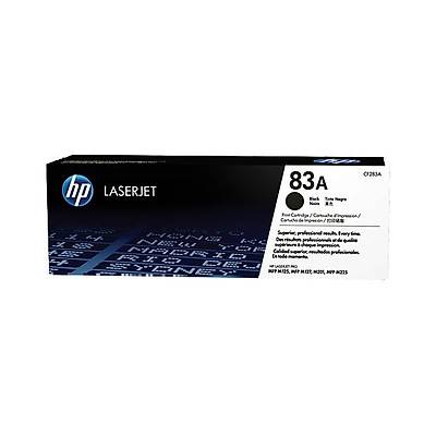 HP 83A 2'li Paket Siyah Orijinal LaserJet Toner Kartuþlarý (CF283AF)