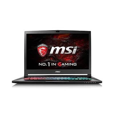 MSI NB GS73VR 7RF(Stealth Pro)-273TR i7-7700HQ 16GB DDR4 GTX1060 GDDR5 6GB 256GB SSD+1TB 17,3 FHD 120Hz W10SH