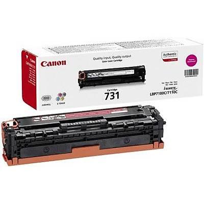 CANON 6270B002 CRG-731M Kýrmýzý Lazer Toner 1500 Sayfa