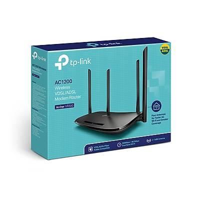 TP-Link Archer VR300 AC1200 VDSL/ADSL Modem Router