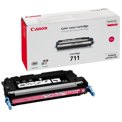 Canon CRG-711M Macenta Toner 1658B002