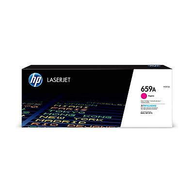 HP W2013A Sarý Toner Kartuþ (659A)