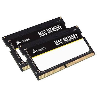 CORSAIR CMSA16GX4M2A2666C18 16GB (2X8GB) DDR4 2666MHz CL18 APPLE MAC UYUMLU DIMM BELLEK
