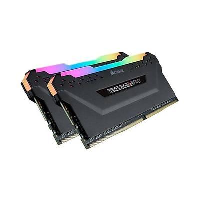 CORSAIR CMW32GX4M2E3200C16-TUF 32GB (2x16GB) DDR4 3200 MHz C16 VENGEANCE BLACK RGB PRO DIMM BELLEK