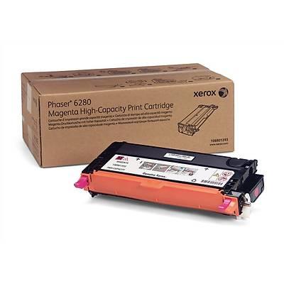 Xerox Phaser 6280 Yüksek Kapasiteli Black Toner (106R01403)