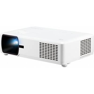 VIEWSONIC LS600W GERCEK LAZER WXGA 3000AL HDMIx2 RS232 RJ45 3.000.000:1 3D PROJEKSÝYON