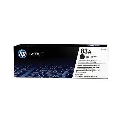 HP CF283A Siyah Toner Kartuþ (83A)