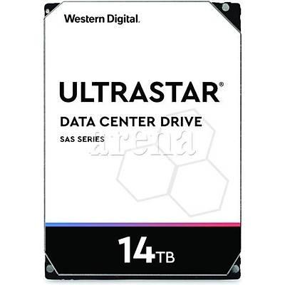 WD 0F31052 3.5'' 14TB 7200RPM 512MB ULTRASTAR