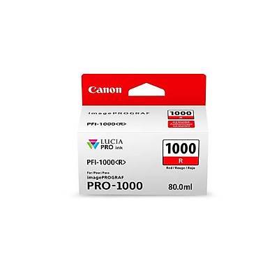 Canon INK PFI-1000 Kýrmýzý Mürekkep 0554C001