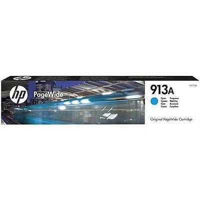 HP F6T77AE (913A) CAMGOBEGI PAGEWIDE MUREKKEP KARTUSU 3000 SAYFA