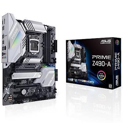 ASUS PRIME Z490-A LGA 1200 Z490 DP HMDI ATX ANAKART
