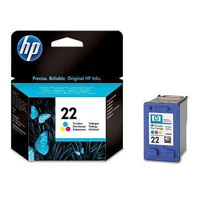 HP C9352A Renkli Mürekkep Kartuþ