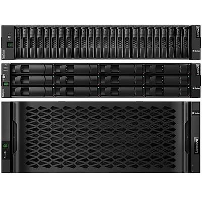 LENOVO STORAGE 7Y75DE4HSF DE4000H 25TB SSD FIBER 16GPBS ETHERNET