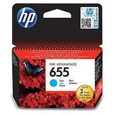 HP CZ110AE (655) CAMGOBEGI MUREKKEP KARTUSU 600 SAYFA