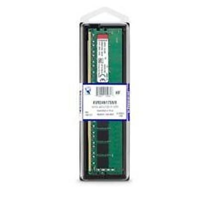 KINGSTON KVR24N17S8-8 8GB DDR4 2400MHZ Masaüstü Belleði