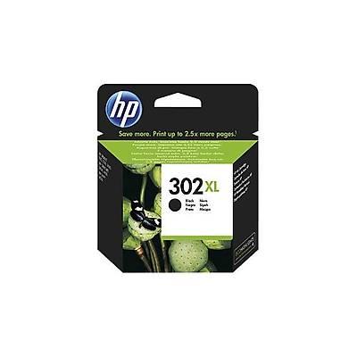 HP F6U68AE Black Mürekkep Kartuþ (302XL)