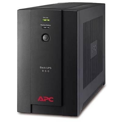 APC BX950U-GR BACK-UPS 950VA 230V AVR, Schuko Sockets