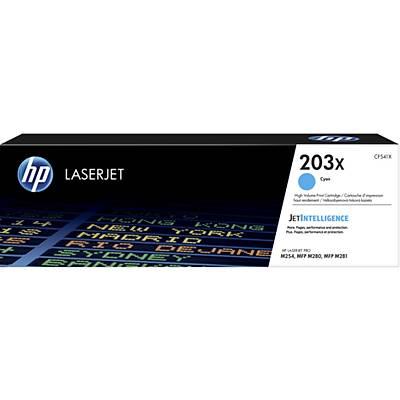 HP CF541X (203X) CAMGOBEGI YUKSEK KAPASITELI TONER 2.500 SAYFA