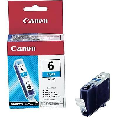 Canon BCI-6 Cyan Mürekkep Kartuþ 4706A002