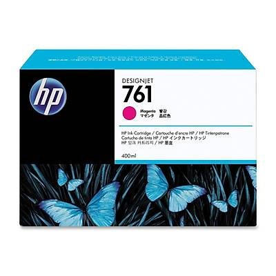 HP CM993A (761) MACENTA 400 ML GENIS FORMAT MUREKKEP KARTUSU